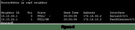 OSPFv3 Configuration 13