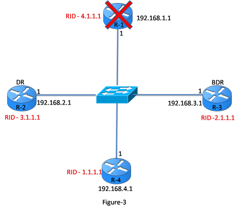 OSPF Designated Router 8