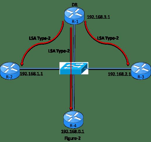 OSPF LSA Types 14