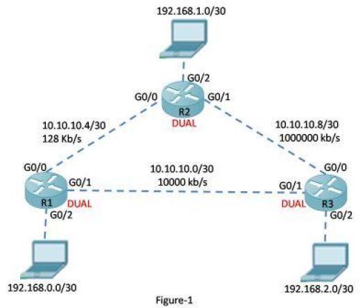 EIGRP Hello Protocol 3