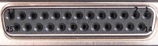 Parallel port 3