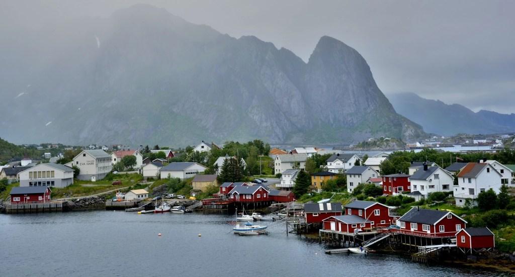 Norwegian places