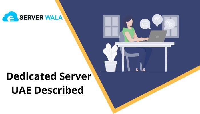 How Serverwala's Dedicated Server UAE is helpful for Emerging Businesses 5