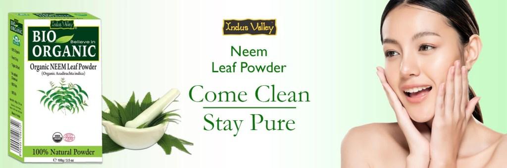 Organic-Neem-Powder