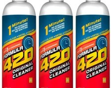 Formula 420 Cleaners