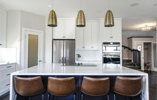 The purpose of this guide is to help you make your kitchen appear larger