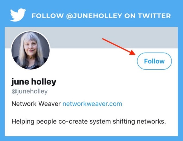 Follow June Holley on Twitter: https://twitter.com/juneholley