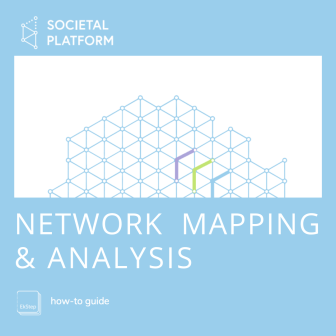 The guide is developed to serve as a reference framework and provide processes to help consultants and organisations engage in the network mapping and analysis process.
