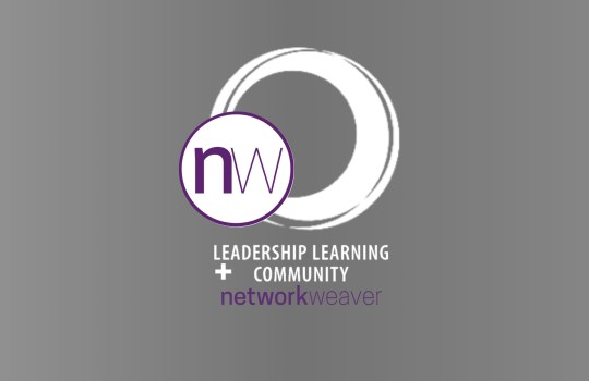 Network Weaver Merges With Leadership Learning Community