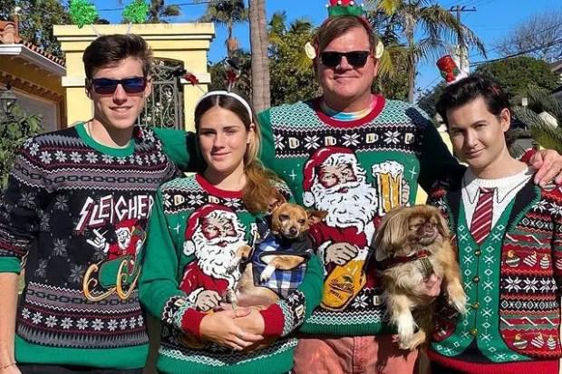 Jeff Rohrer Family