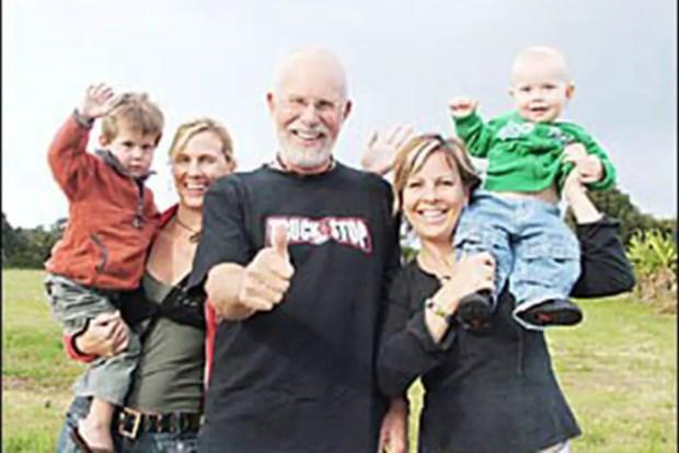 peter wegner family