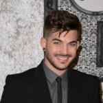 Net Worth of Adam Lambert Approximate $12 million