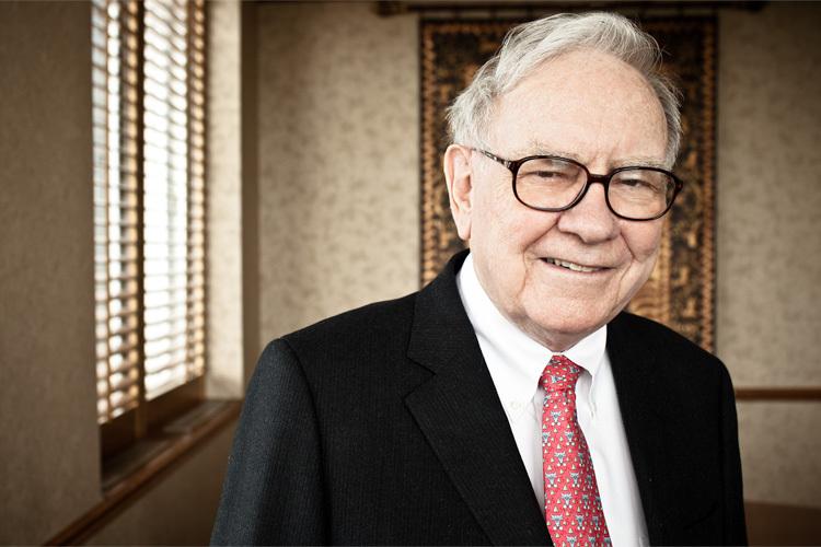 Warren Edward Buffett Net Worth