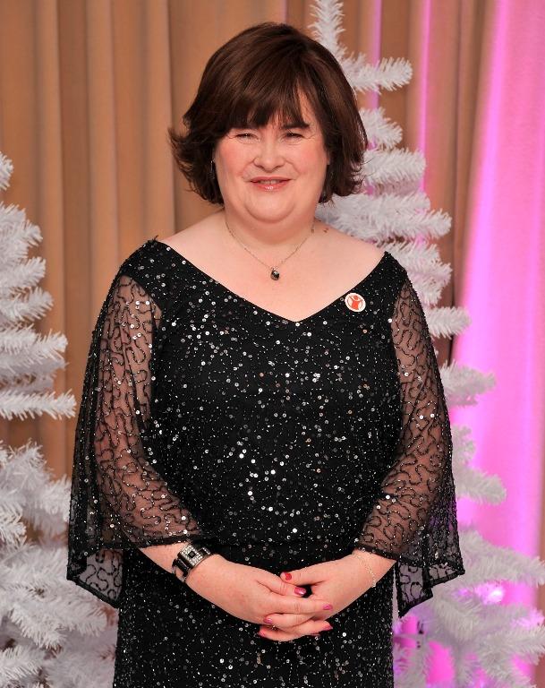 Susan Boyle Net Worth