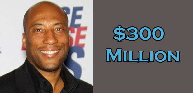 Byron Allen's Net Worth is $300 Million