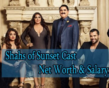 Shahs of Sunset Cast Net Worth short bio