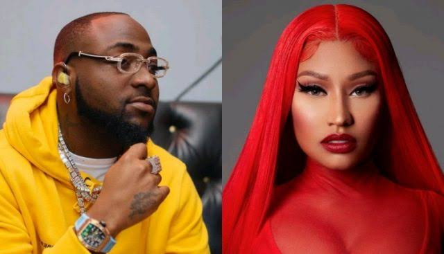 Davido – Holy Ground Ft. Nicki Minaj