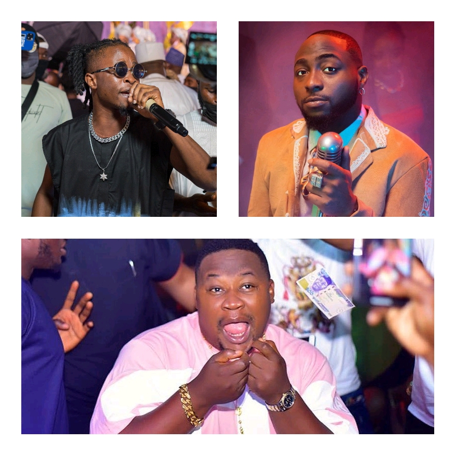 Cubana Chief Priest Announces An Incoming Music From Laycon and Davido