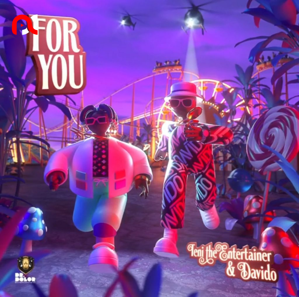 Teni Ft. Davido – For You (New Song)