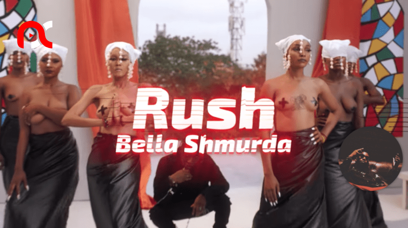 Bella Shmurda – Rush (Moving Fast) (Video)