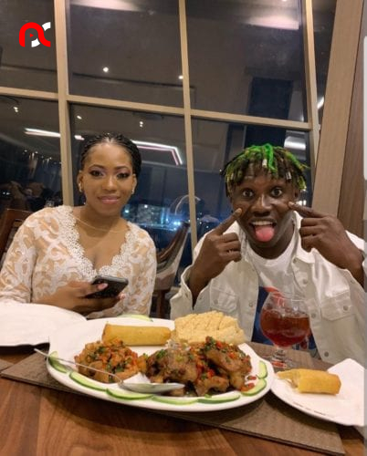 Vixen Bolanle in Zlatan Ibile's 'Pepper Dem' video has been sent out of her 6 months marriage by her husband for being violent