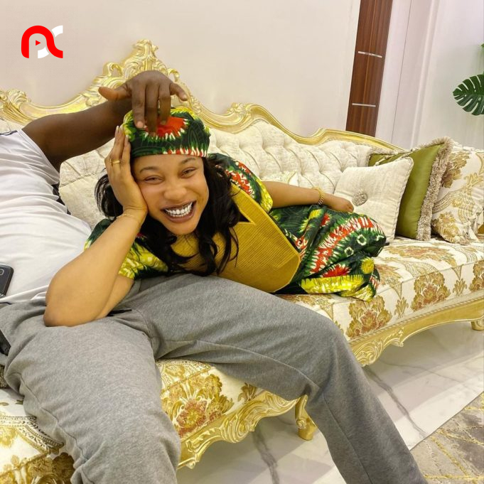 """""""Please, kindly get out of my DM"""" – Actress Tonto Dikeh shakes off relationship advisors on her IG page"""