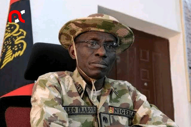Nigerian soldiers not trained to fight bandits, Boko Haram: CDS, Lucky Irabor