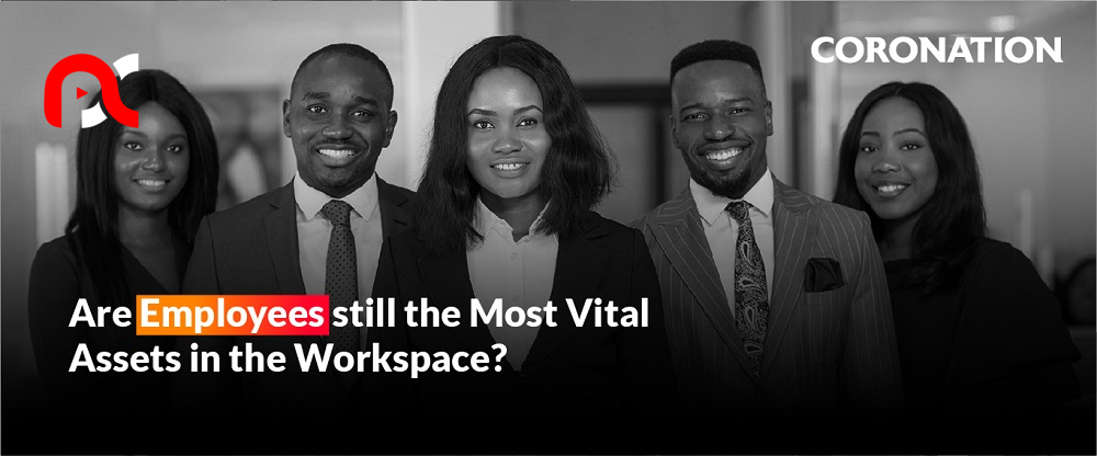 Are employees still the most vital assets in the workspace?