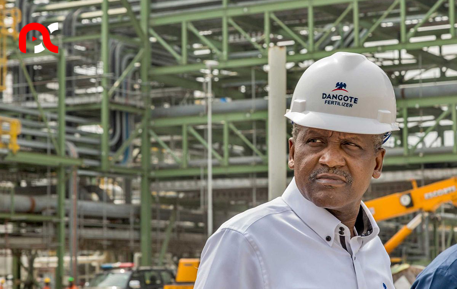 Dangote Refinery to employ additional 17,000 staff in a few months