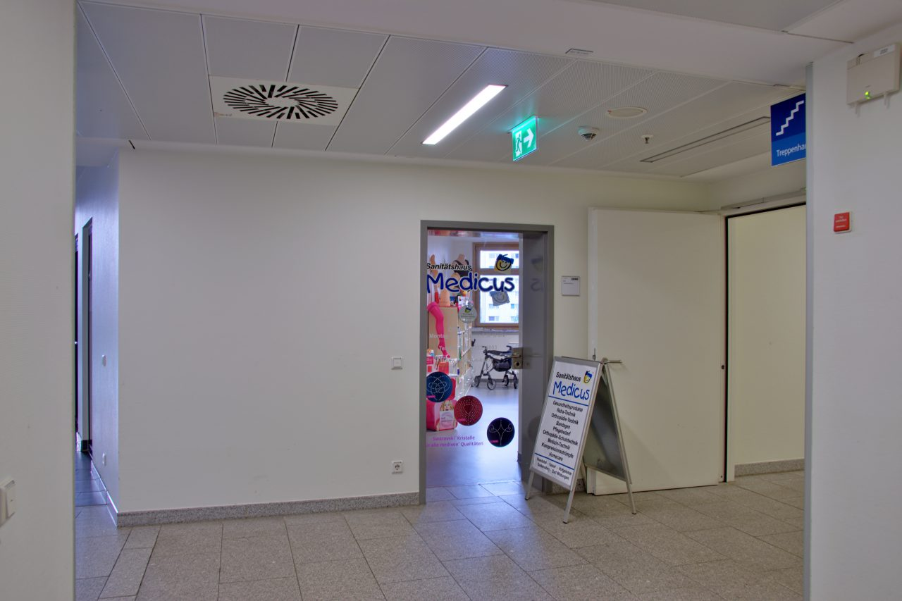 Sanitaetshaus Medicus Kassel Klinikum