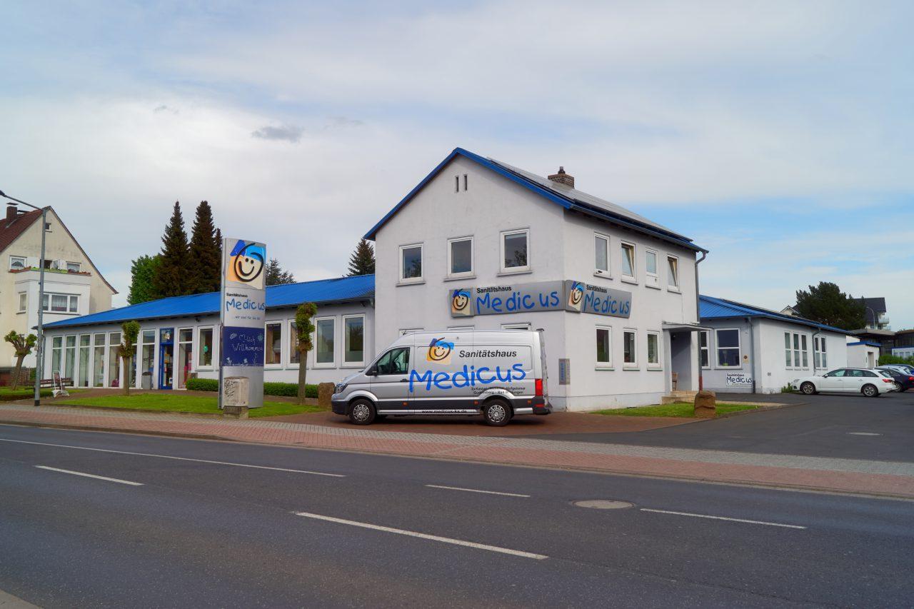 Sanitaetshaus Medicus Niestetal