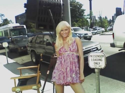 Paris Hilton zum Selberbasteln