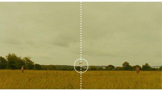 Die Symmetrie des Wes Anderson