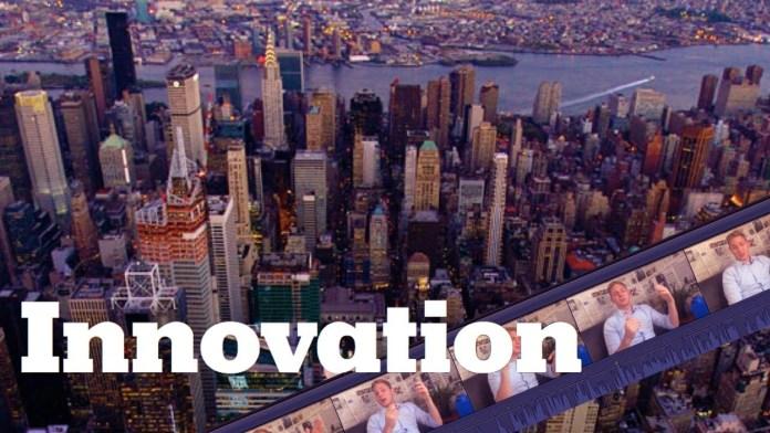 Innovation bei New York Times, FAZ & Krautreporter