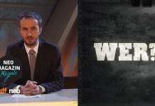 Jan Böhmermann über YouTuber Dner, Unge, Sami Slimani