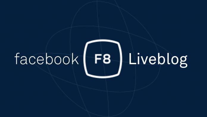 Facebook F8 Live