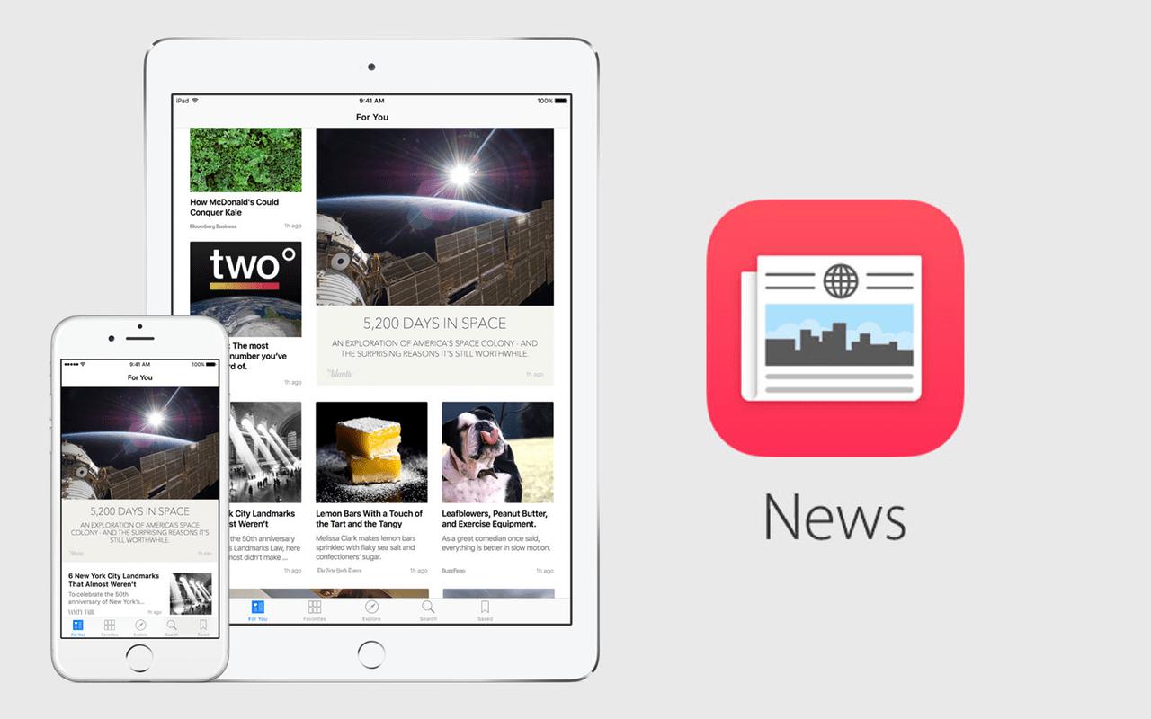 Alles über Apple News App: Ein eigenes Magazin zusammenstellen