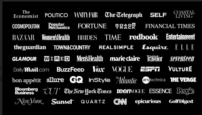 Alles Über Apple News App: Die bisherigen Partner