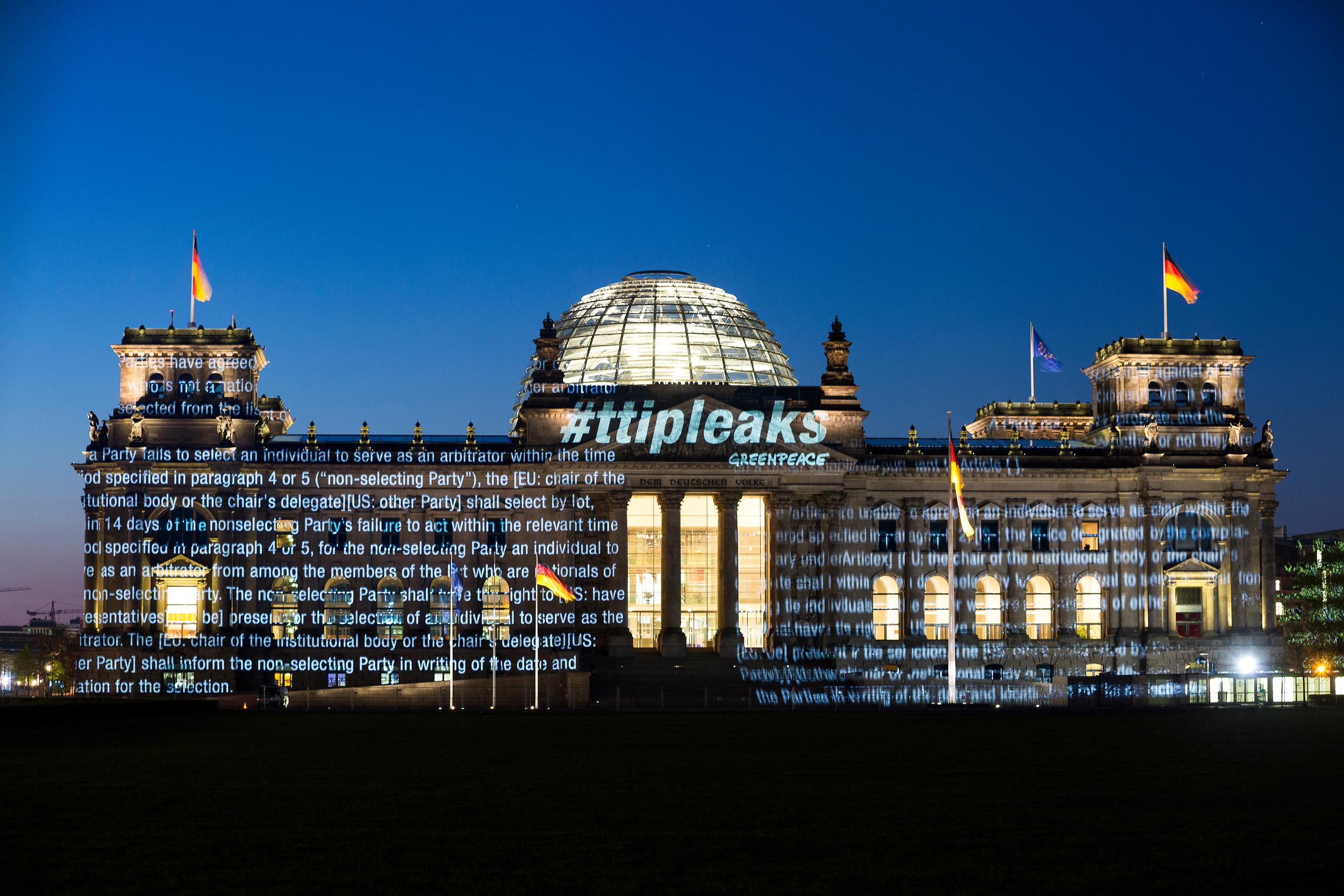 TTIP Leas auf der #rpTEN