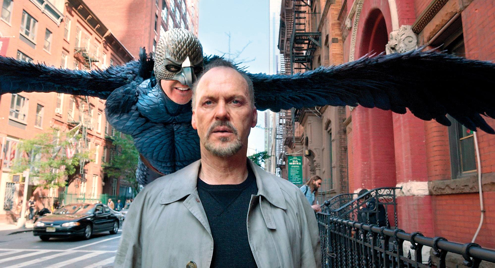 Tod am Ende von Birdman