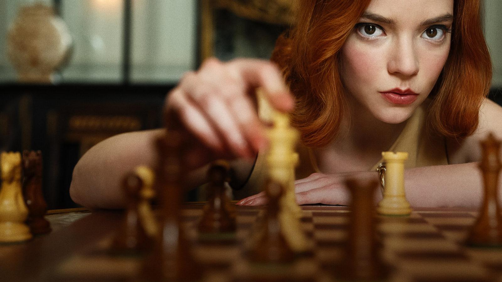 Erfolg Queens Gambit Netflix