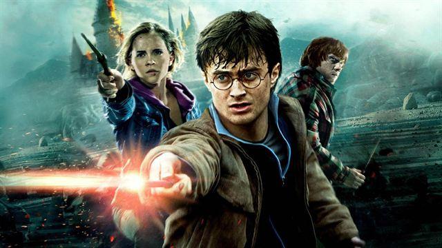 Eine Harry Potter Serie ist in Entwicklung