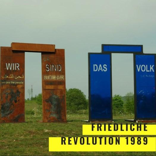 Impuls 04.11 Social Media - 30 Jahre Friedliche Revolution