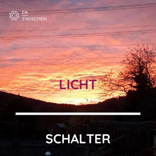 Lichtschalter - LICHT-SCHALTER