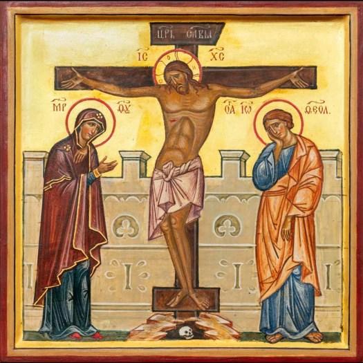 ICON4 1 - Wir sind Johannes unterm Kreuz