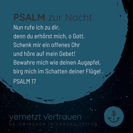 psalm zur nacht - Psalm zur Nacht