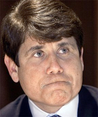Guilty Rod Blagojevich