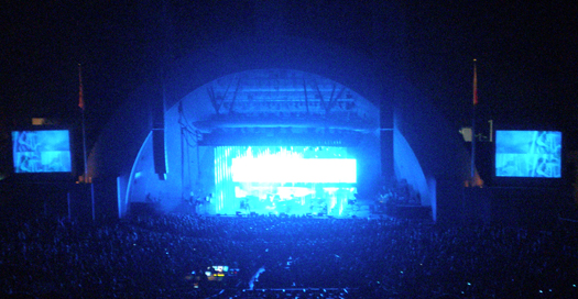 radiohead hollywood bowl