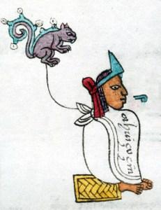 Herrscher Ahuizotl