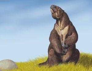 Ist das Honey Island Swamp Monster ein Bodenfaultier?